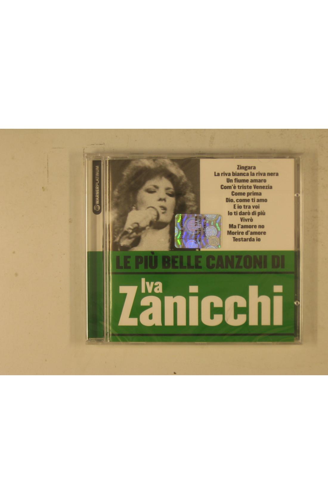 Zanicchi Iva - Le Più Belle Canzoni Di Iva Zanicchi - Italiani - CD